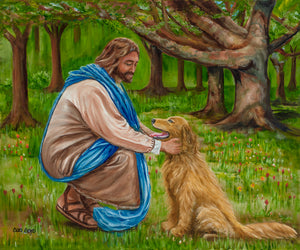 Jesus is the Great Retriever
