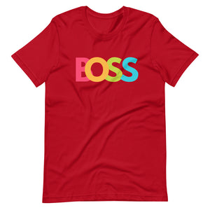 Boss Short-Sleeve Unisex T-Shirt