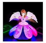 Toyshine Dancing Angel Girl Robot with Lights and Music