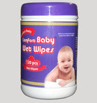 COMFORT WET WIPES FOR BABY-120 PCS