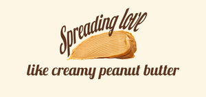 StarSeed Gear Invites You to Spread Love Like Creamy Peanutbutter