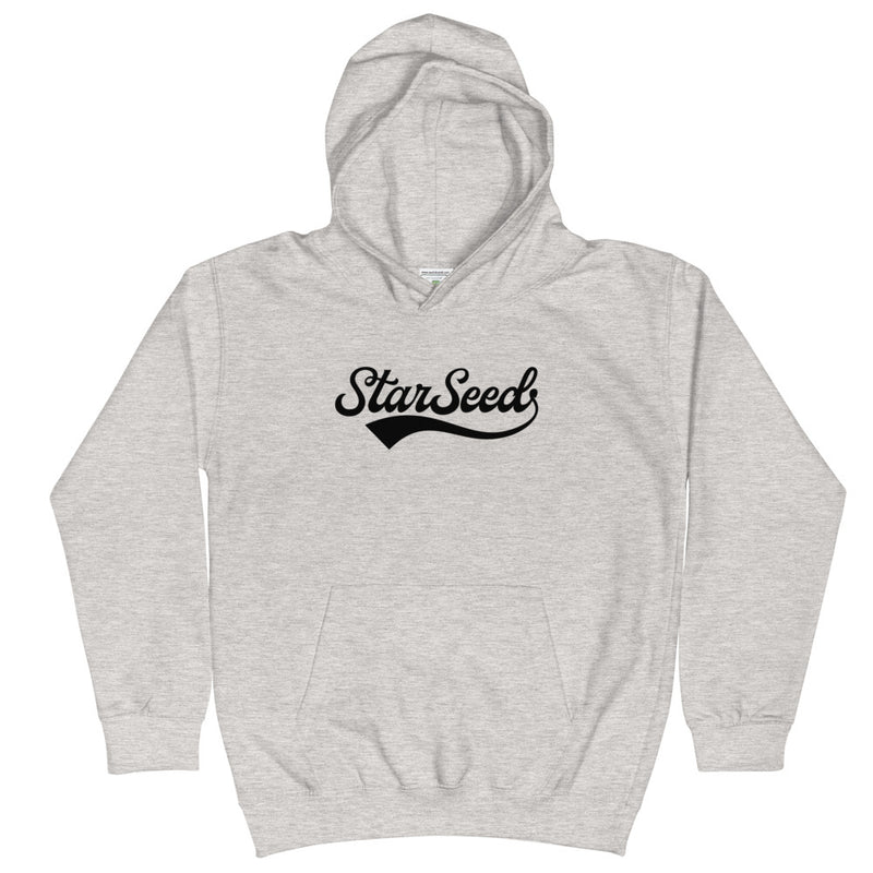 StarSeed Vintage Black - Kids Hoodie - StarSeed Gear