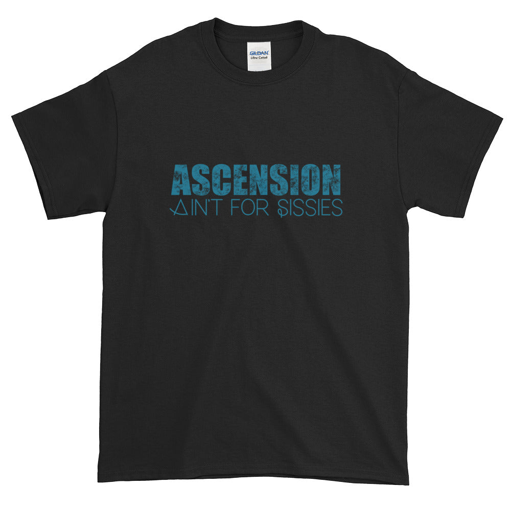Ascension Ain't For Sissies - Men's Classic Tee - StarSeed Gear