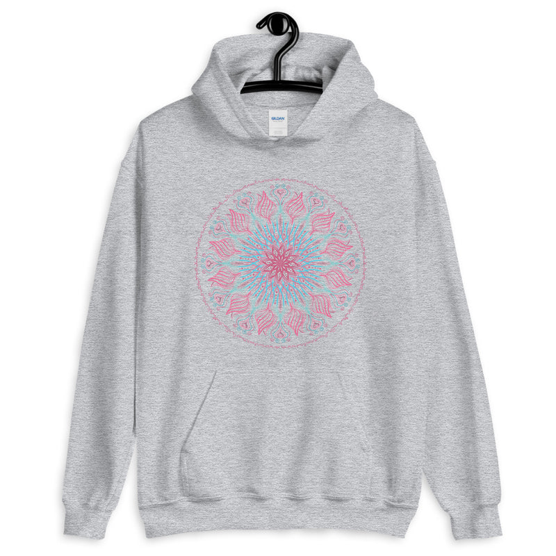 Galactic Rose Bouquet - Women's Hoodie - StarSeed Gear