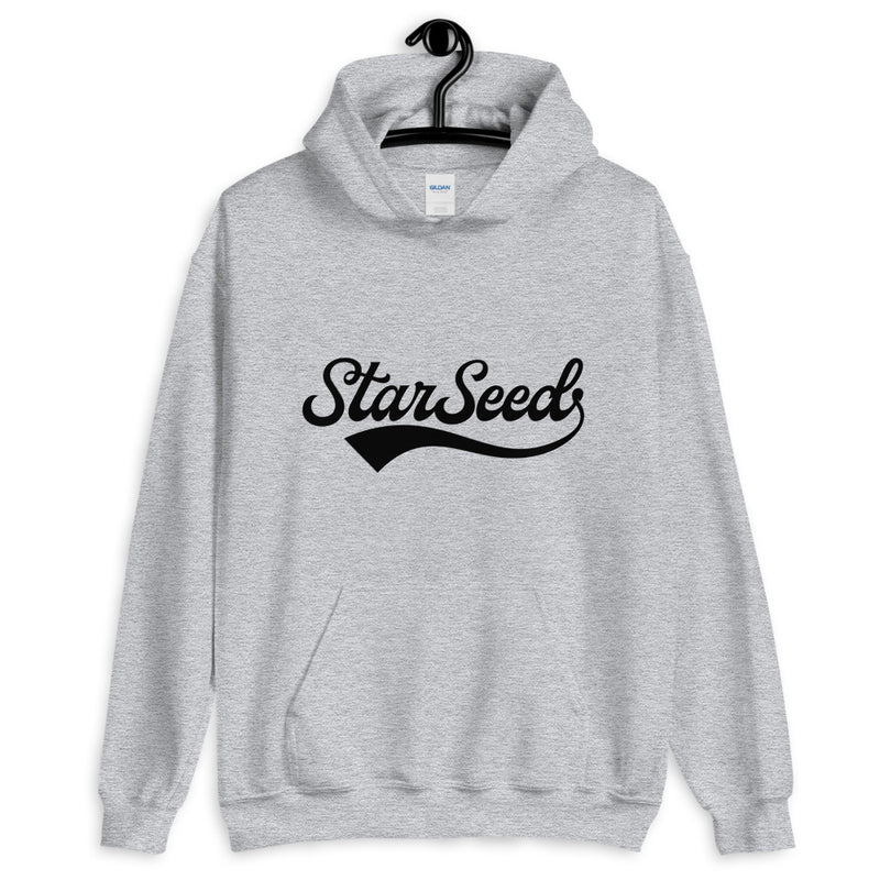 StarSeed Vintage Black - Men's Hoodie - StarSeed Gear