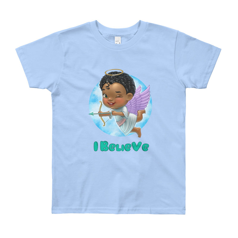 Angels I Believe - Youth Tee - StarSeed Gear