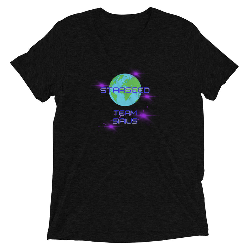 StarSeed Team Sirius - Men's Super Soft Tee - StarSeed Gear