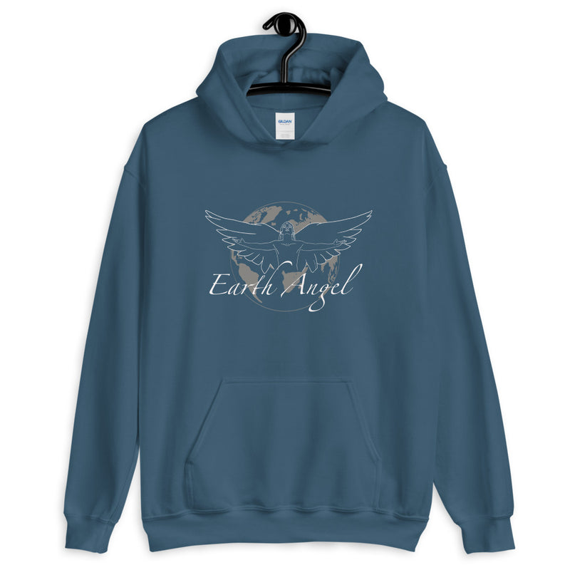 Earth Angel Masculine Light - Men's Hoodie - StarSeed Gear