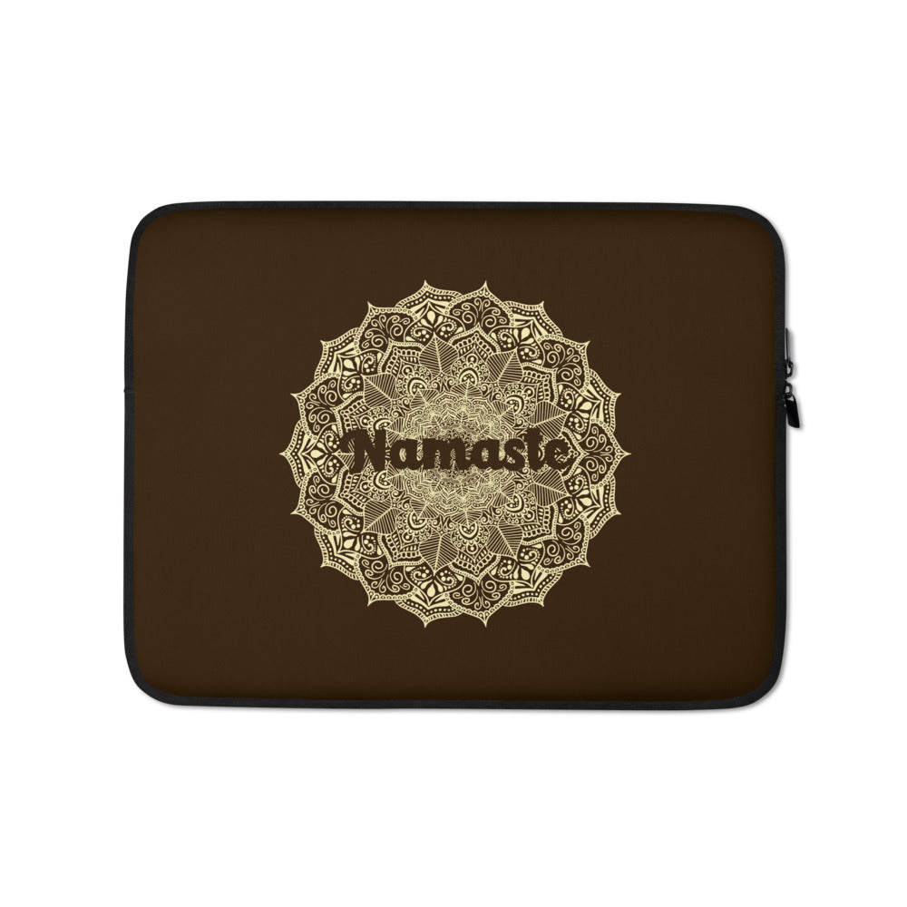 Namasté - Laptop Sleeve - StarSeed Gear