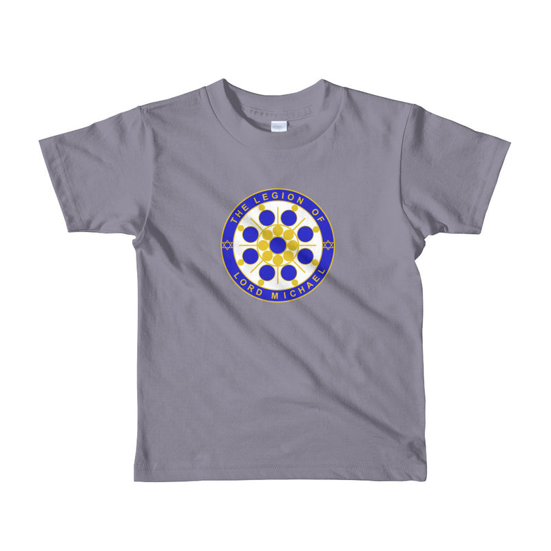 Archangel Michael Seal - Kids Tee - StarSeed Gear