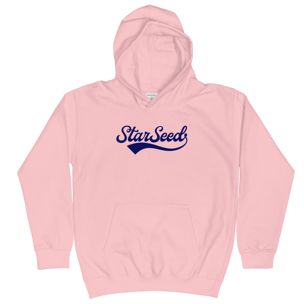 StarSeed Vintage Navy - Kids Hoodie - StarSeed Gear