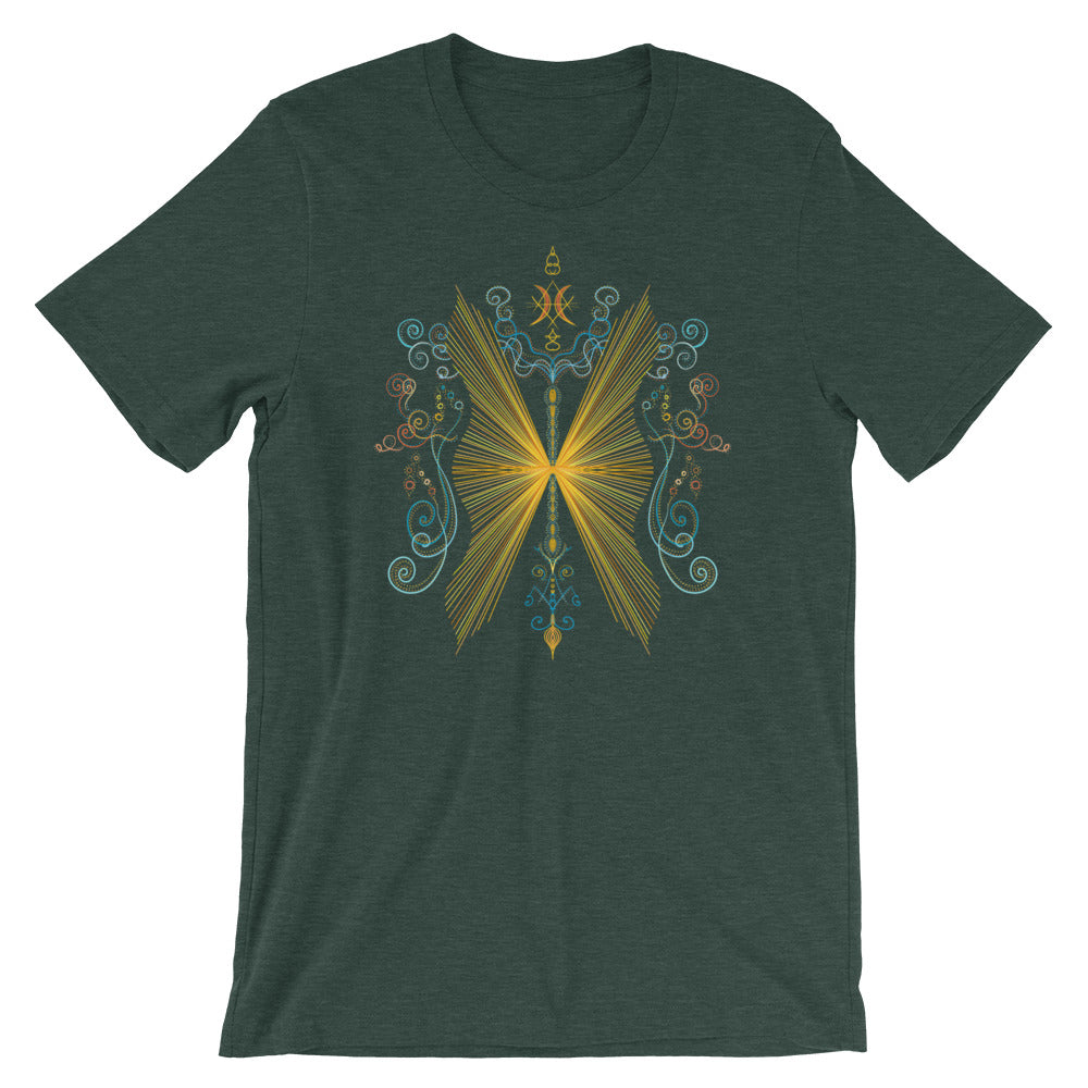 Butterfly Effect - Women's Soft Tee - StarSeed Gear
