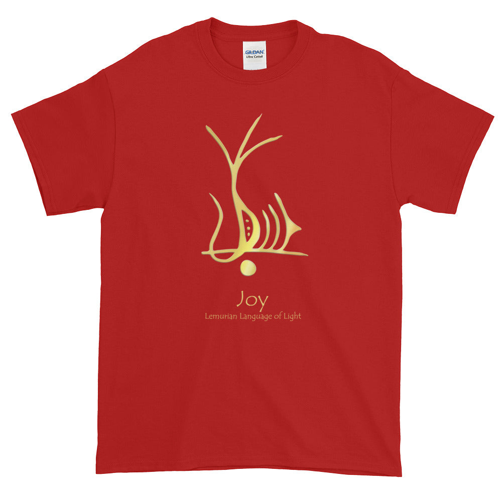 Lemurian Light Language Joy - Men's Classic Tee - StarSeed Gear