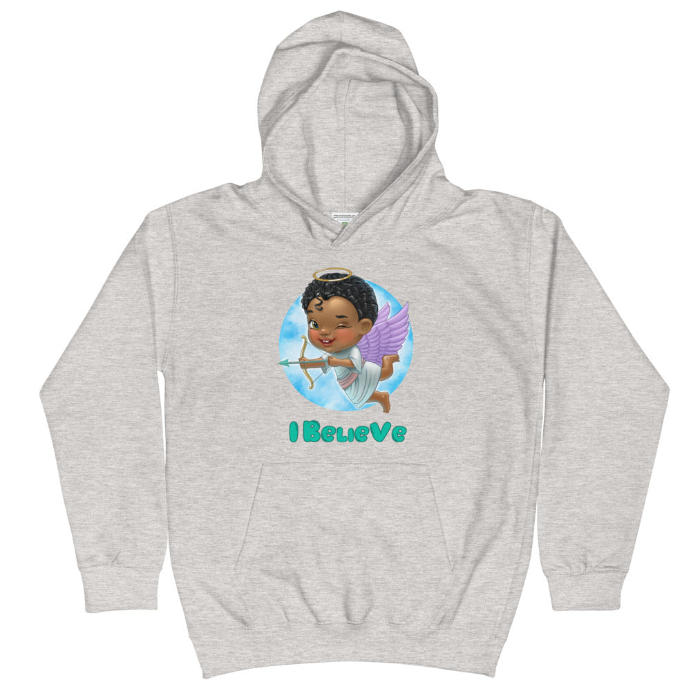 Angels I Believe - Kids Hoodie - StarSeed Gear