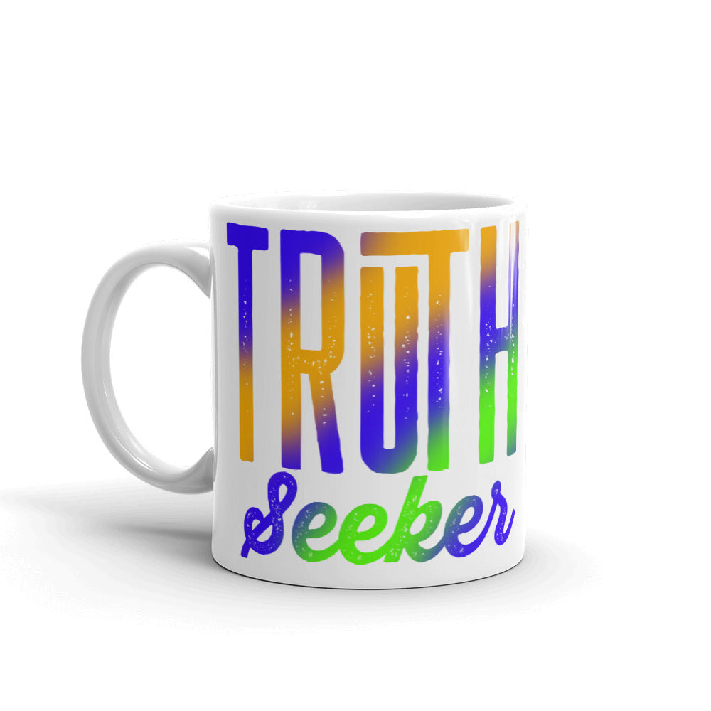 Truth Seeker - Mug - StarSeed Gear