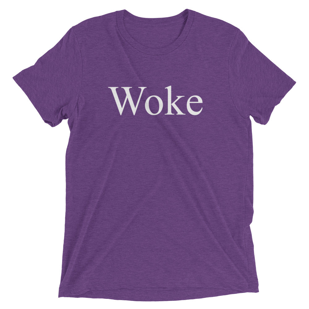 Woke - Men's Super Soft Tee - StarSeed Gear
