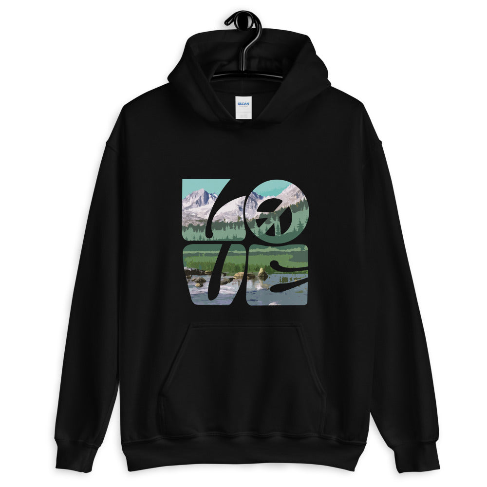 Love Gaia - Women's Hoodie - StarSeed Gear