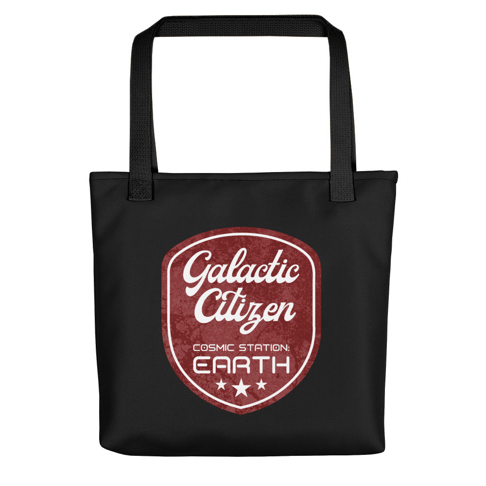 Galactic Citizen - Tote Bag - StarSeed Gear