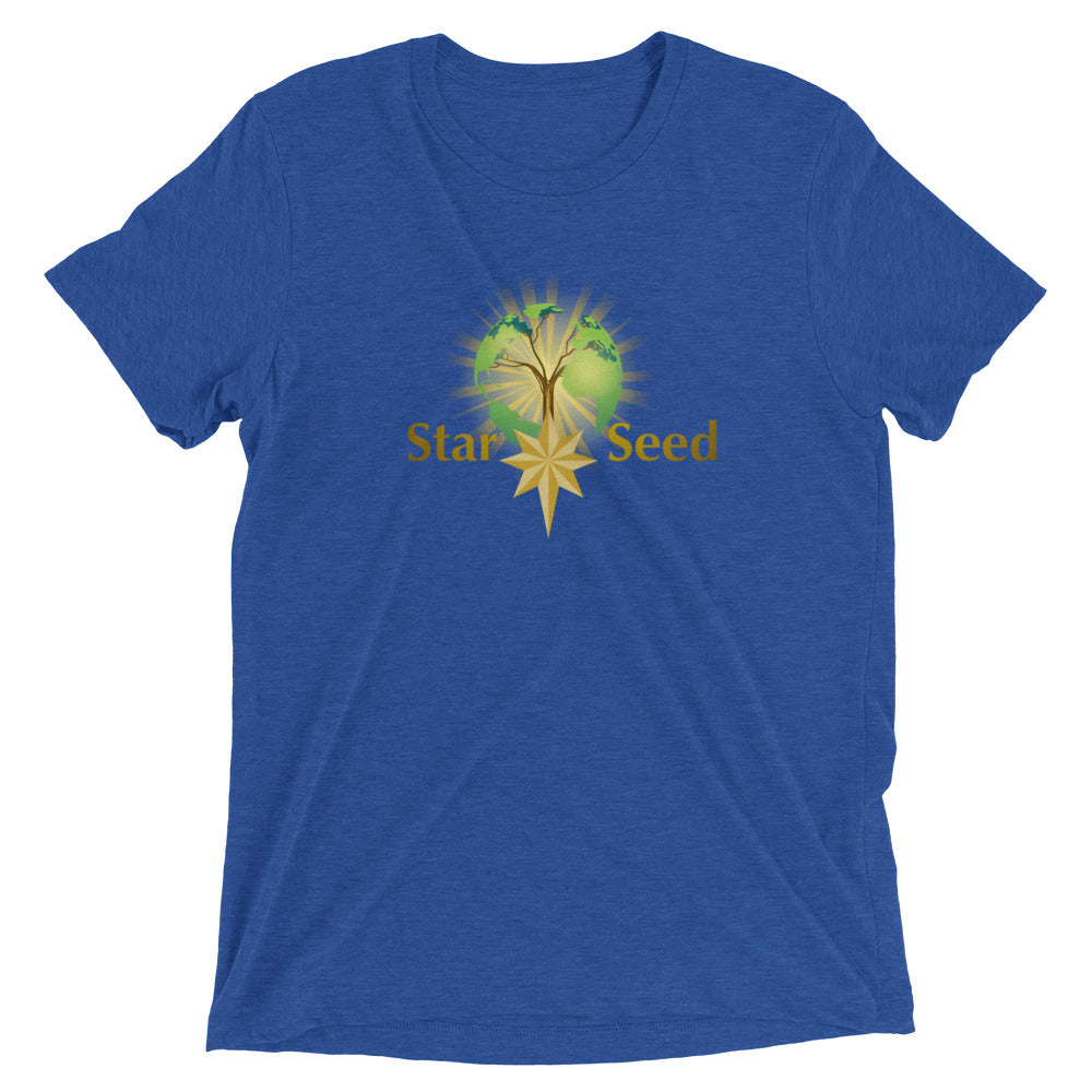 StarSeed Logo - Men's Super Soft Tee - StarSeed Gear