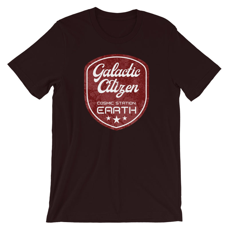 Galactic Citizen - Women's Soft Tee - StarSeed Gear