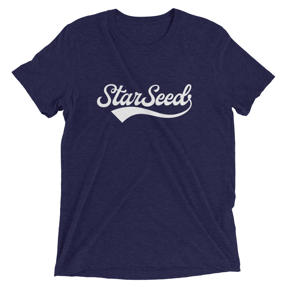 StarSeed Vintage White - Men's Super Soft Tee - StarSeed Gear