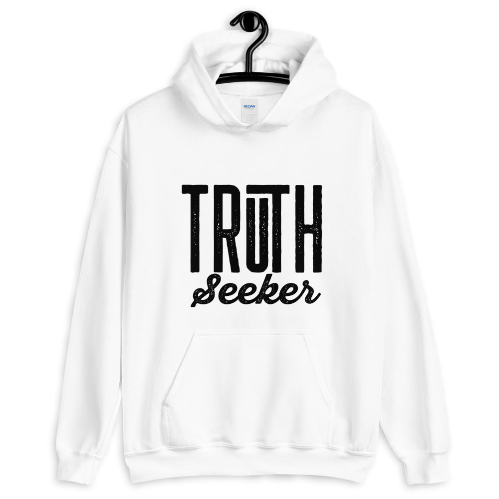 Truth Seeker - Men's Hoodie - StarSeed Gear