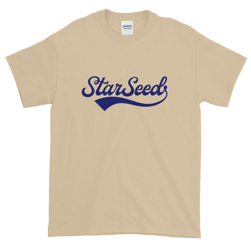 StarSeed Vintage Navy - Men's Classic Tee - StarSeed Gear