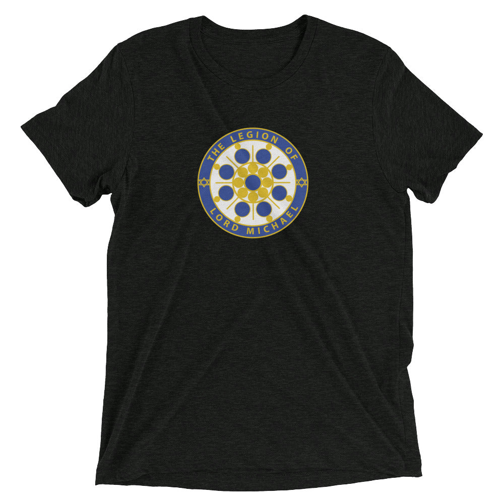Archangel Michael Seal - Men's Super Soft Tee - StarSeed Gear