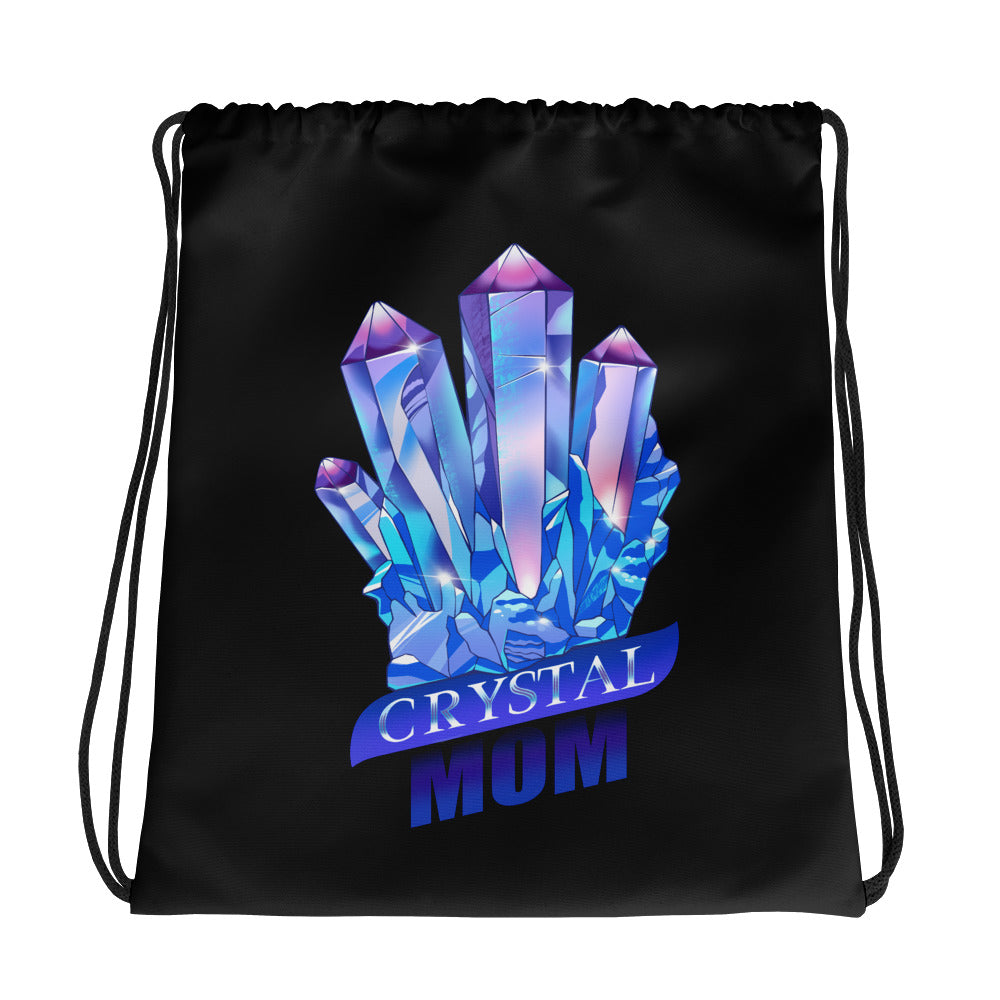 Crystal Mom - Drawstring bag - StarSeed Gear