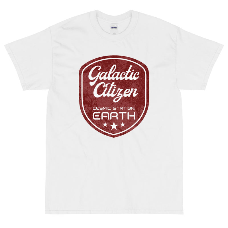 Galactic Citizen - Men's Classic Tee - StarSeed Gear