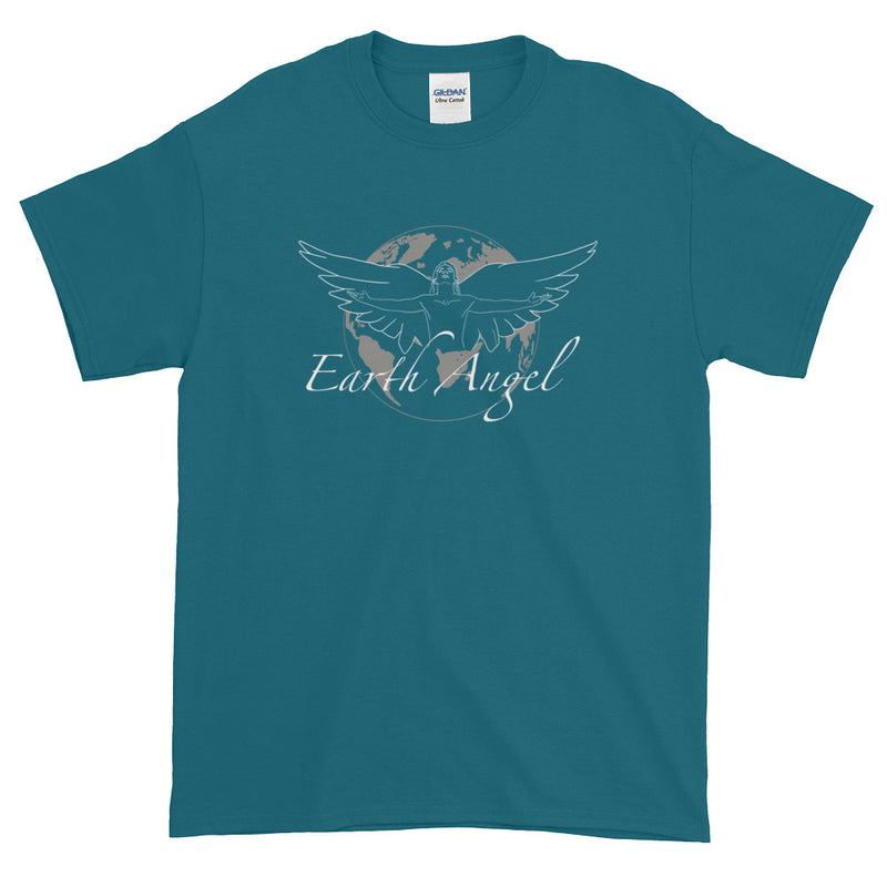 Earth Angel Masculine White - Men's Classic Tee - StarSeed Gear