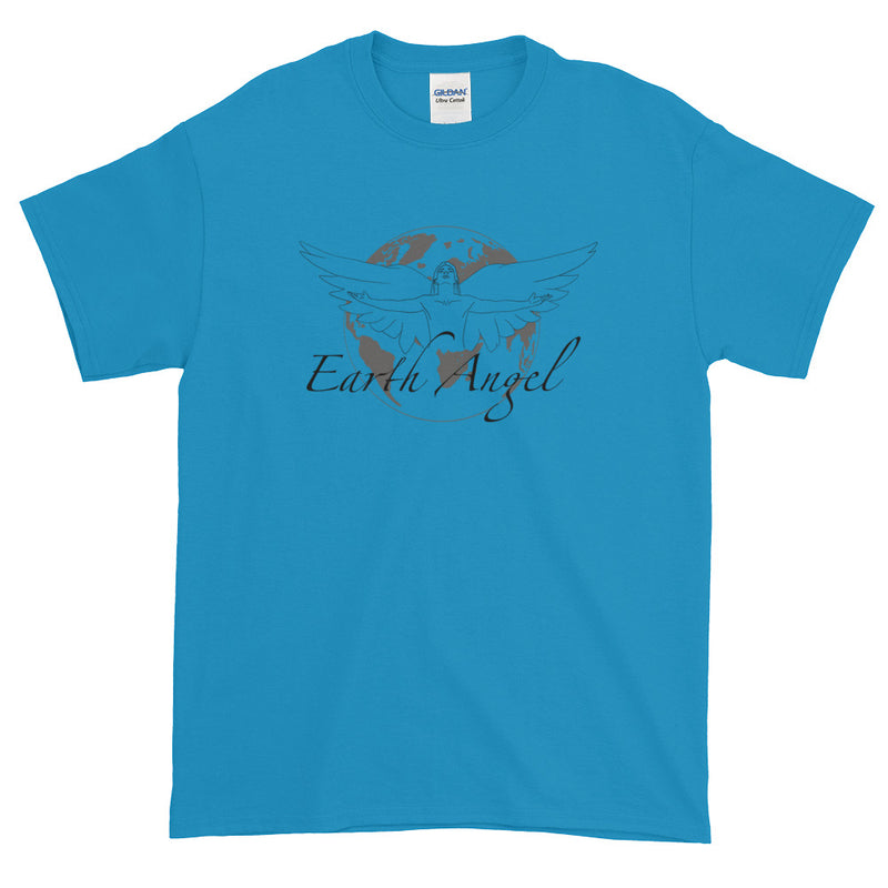 Earth Angel Masculine Black - Men's Classic Tee - StarSeed Gear