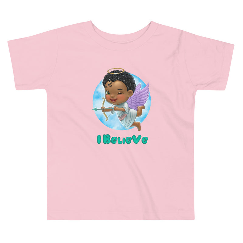 Angels I Believe - Toddler Tee - StarSeed Gear