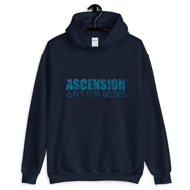 Ascension Ain't For Sissies - Women's Hoodie - StarSeed Gear