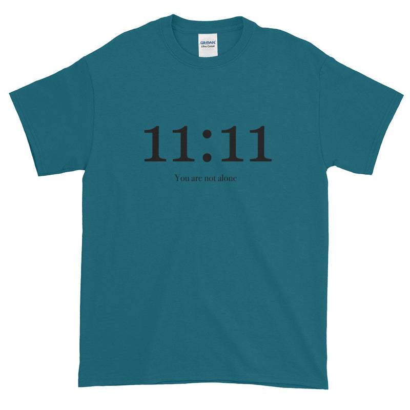 11:11 You Are Not Alone - Men's Classic Tee - StarSeed Gear