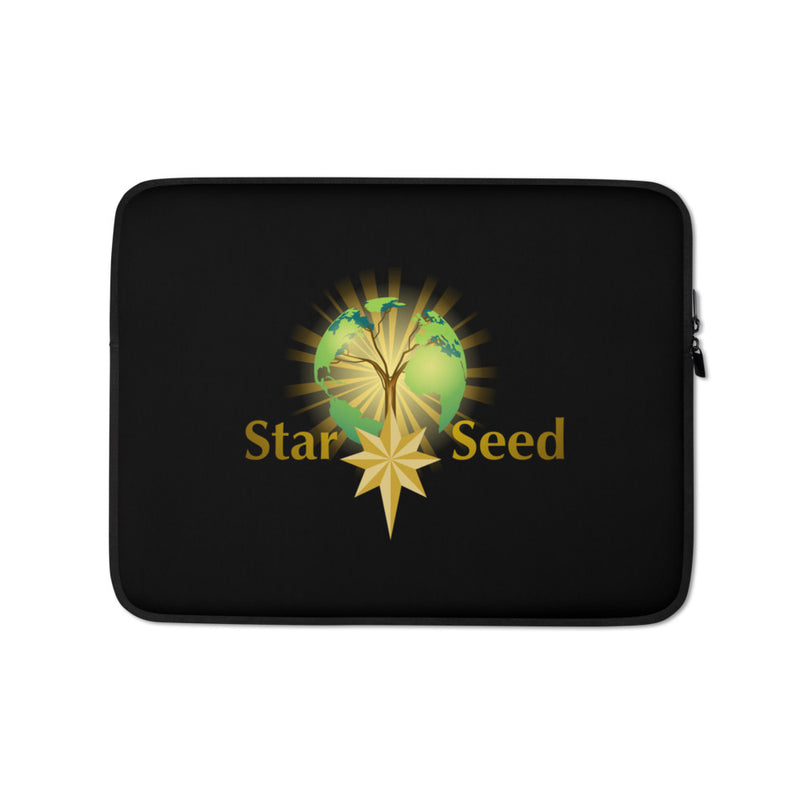 StarSeed Logo - Laptop Sleeve - StarSeed Gear