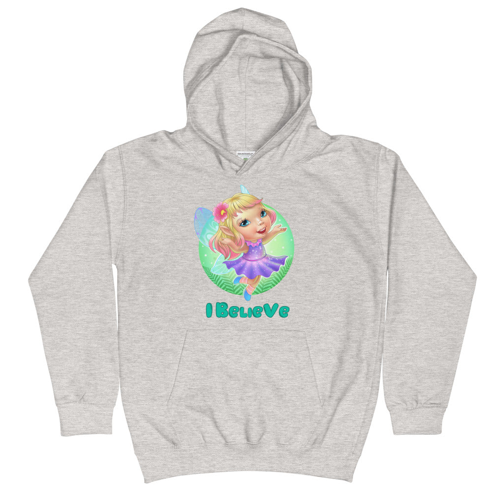 Fairies I Believe - Kids Hoodie - StarSeed Gear