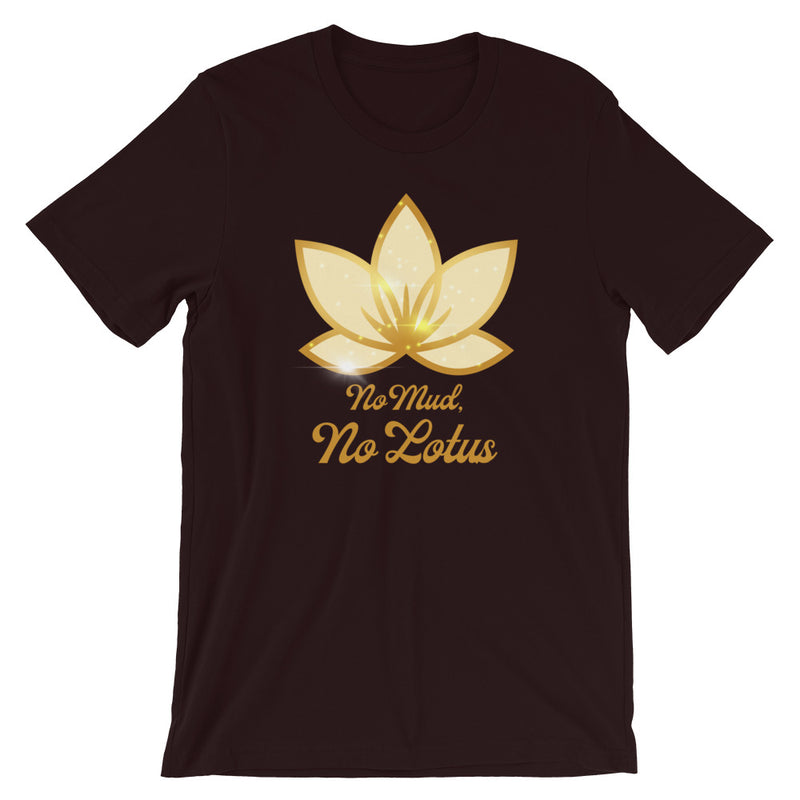 No Mud No Lotus - Women's Soft Tee - StarSeed Gear