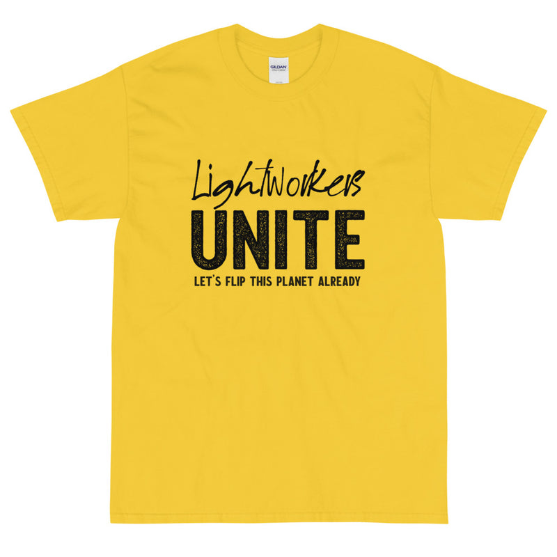 Lightworkers Unite - Men's Classic Tee - StarSeed Gear