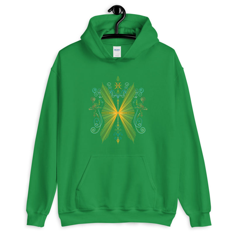 Butterfly Effect - Women's Hoodie - StarSeed Gear