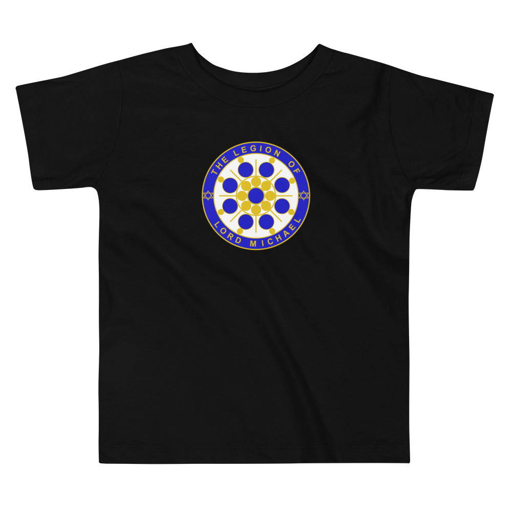 Archangel Michael Seal - Toddler Tee - StarSeed Gear