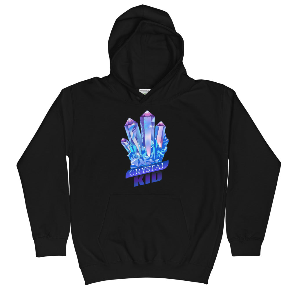 Crystal Kid - Kids Hoodie - StarSeed Gear