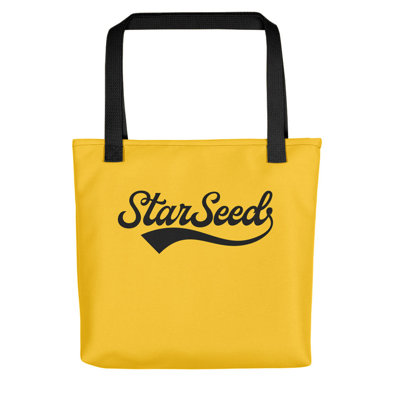 StarSeed Vintage Black - Tote Bag - StarSeed Gear