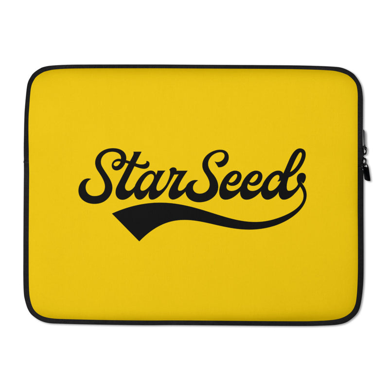 StarSeed Vintage Black - Laptop Sleeve - StarSeed Gear
