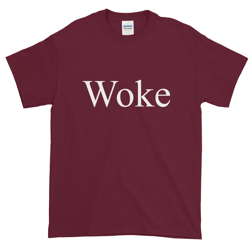 Woke - Men's Classic Tee - StarSeed Gear
