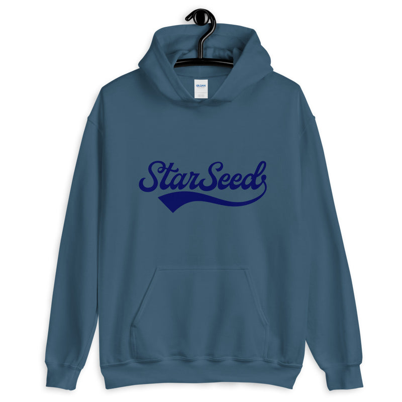 StarSeed Vintage Navy - Men's Hoodie - StarSeed Gear