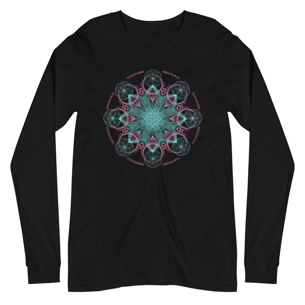 Cosmic Consciousness Expansion - Women's Soft Long Sleeve Tee - StarSeed Gear