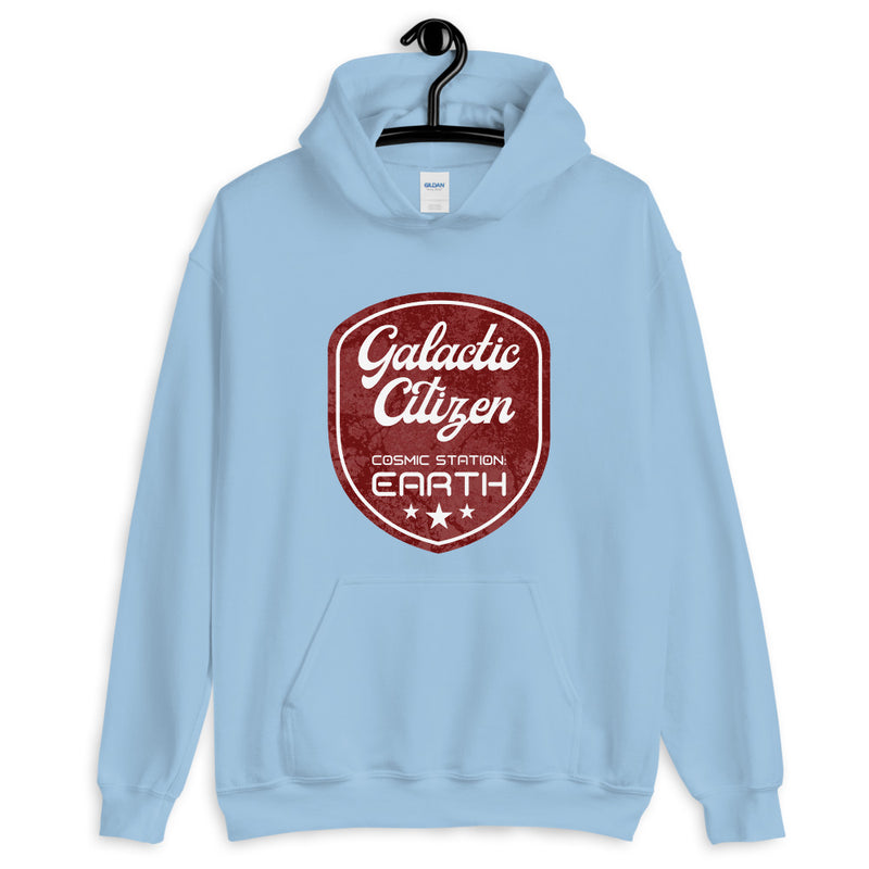 Galactic Citizen - Women's Hoodie - StarSeed Gear