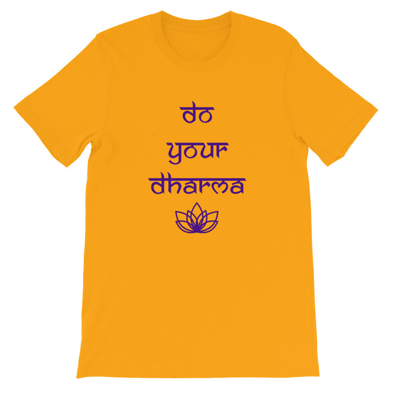 Do Your Dharma - Women's Soft Tee - StarSeed Gear