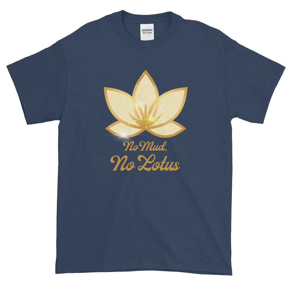 No Mud No Lotus - Men's Classic Tee - StarSeed Gear